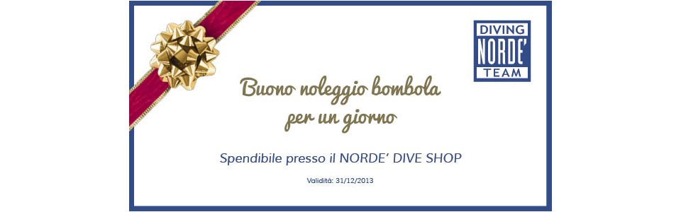 Il nord diving team il nord for Regalo tutto gratis